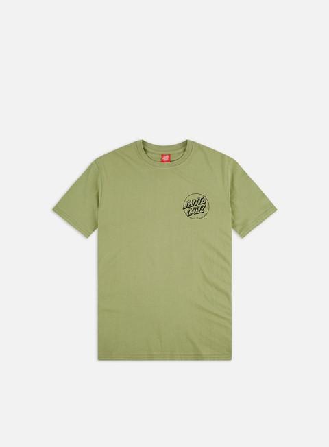 Outlet e Saldi T-shirt a Manica Corta Santa Cruz Robface 2 T-shirt