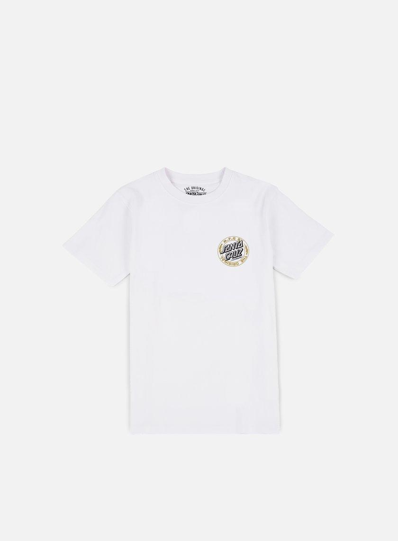 Santa Cruz - Rock Tattoo Hand T-shirt, White