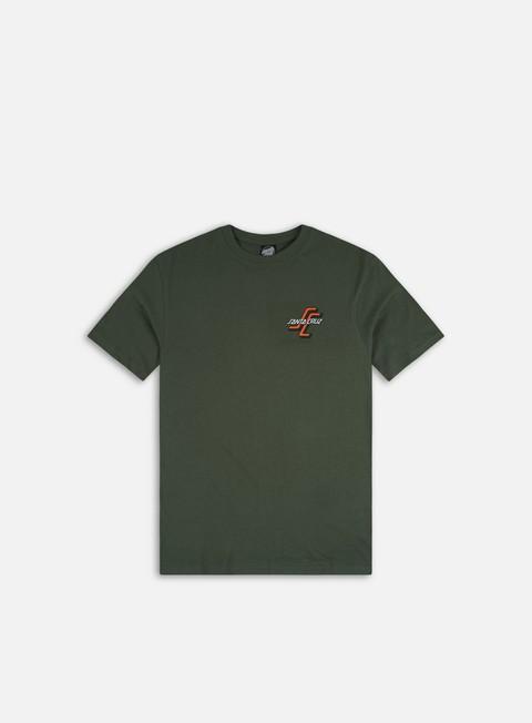Short sleeve T-shirts Santa Cruz Salba Archive T-Shirt