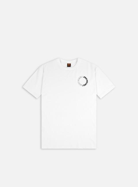 T-shirt a manica corta Santa Cruz Scream Ying Yang Ring T-shirt