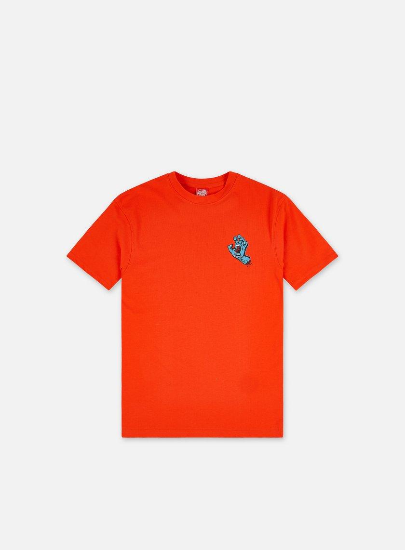 Santa Cruz Screaming Hand Chest T-Shirt