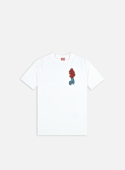 Short sleeve T-shirts Santa Cruz Screaming Hand Scream T-Shirt