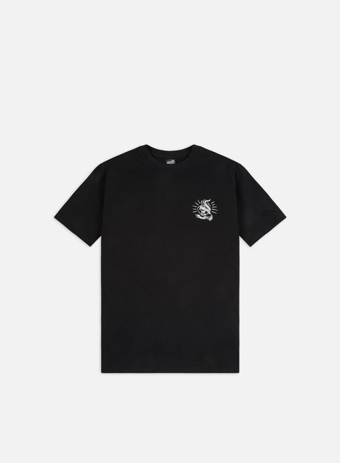 Short Sleeve T-shirts Santa Cruz Snake Bite T-Shirt