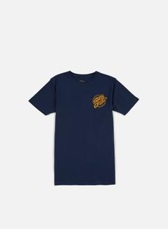 Santa Cruz - Stabbed Hand T-shirt, Indigo 1