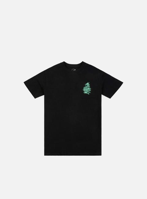 Short Sleeve T-shirts Santa Cruz Tattoo Hybrid Hand T-shirt