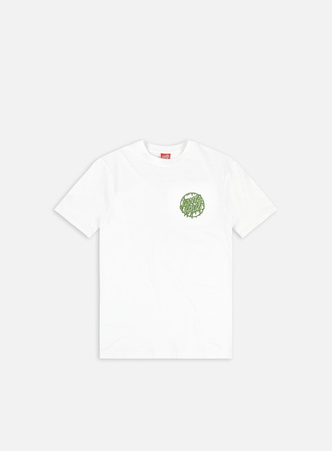 Short sleeve T-shirts Santa Cruz Toxic Dot T-shirt