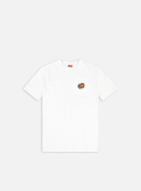 Short sleeve T-shirts Santa Cruz Toxic Hand T-shirt