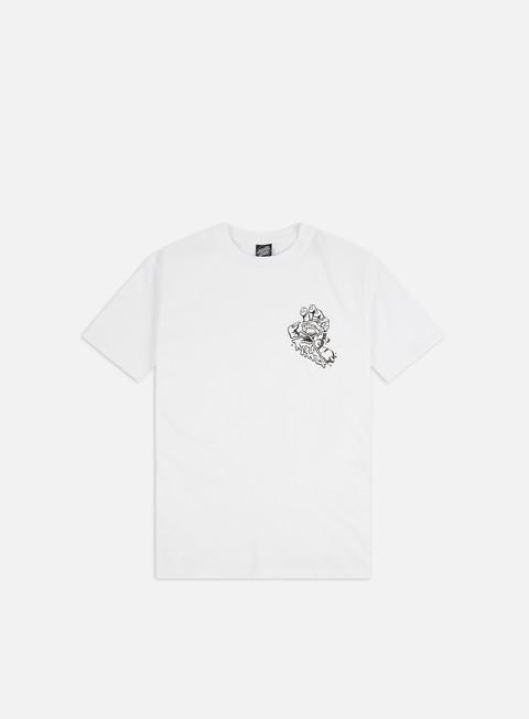 T-shirt Logo Santa Cruz Universal Hand T-shirt
