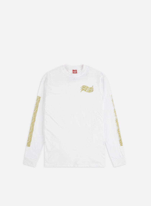 Santa Cruz Vortex Hand LS T-Shirt