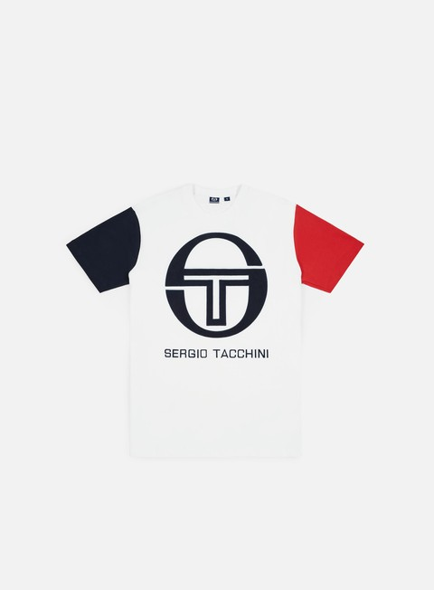 Sale Outlet Short Sleeve T-shirts Sergio Tacchini Icona T-shirt