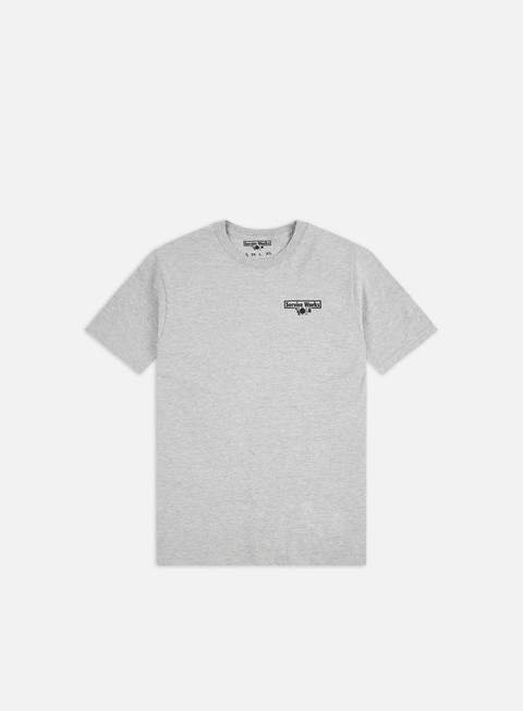 T-shirt a Manica Corta Service Works Trademark T-shirt
