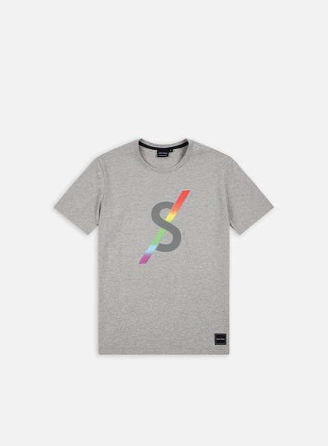 t shirt spectrum monogram ii t shirt light grey