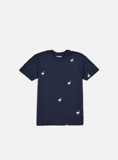 Staple - All Over Pigeon T-shirt, Navy 1