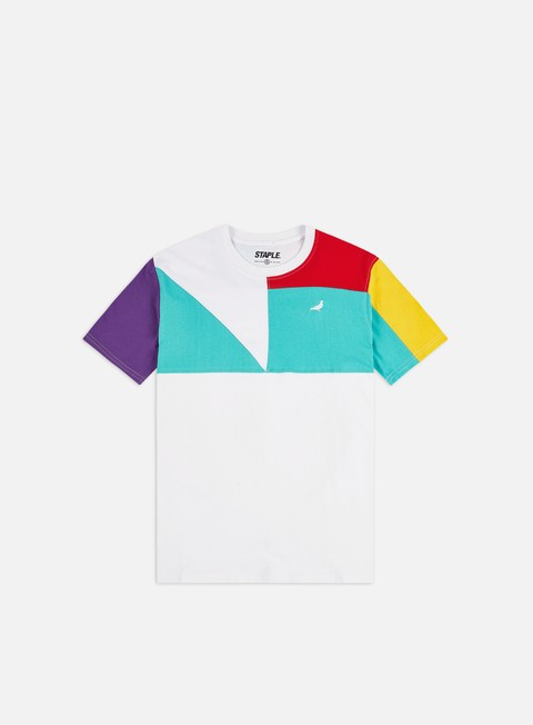 T-shirt a Manica Corta Staple Blocked T-shirt