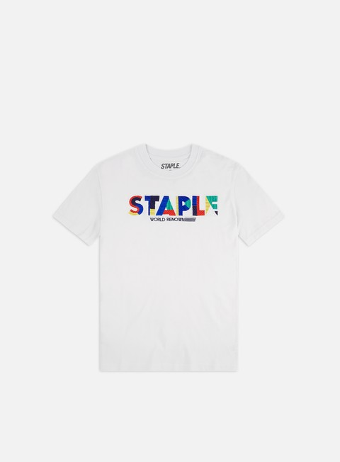 Short Sleeve T-shirts Staple Circuit Logo T-shirt
