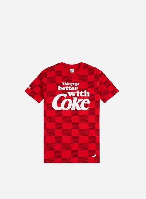 Short Sleeve T-shirts Staple Coca Cola Coke Is Better T-shirt