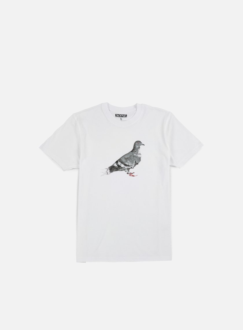 Staple - Concrete Pigeon T-shirt, White