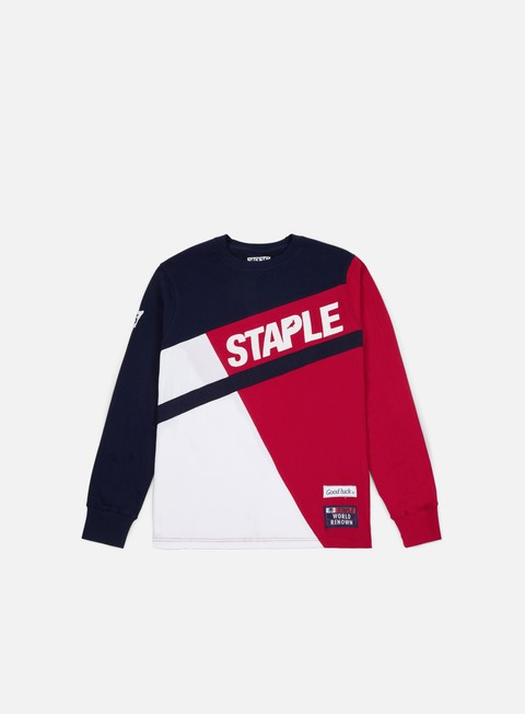 Long Sleeve T-shirts Staple Logo LS T-shirt
