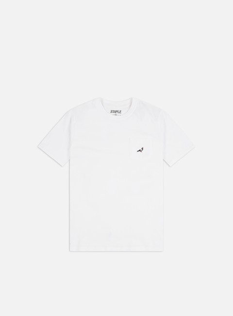 T-shirt Pocket Staple Mini Pocket T-shirt