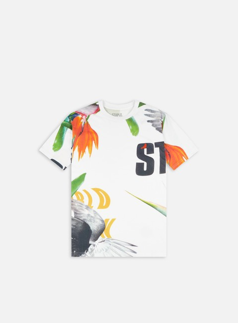 T-shirt a manica corta Staple Paradise All Over Print T-Shirt