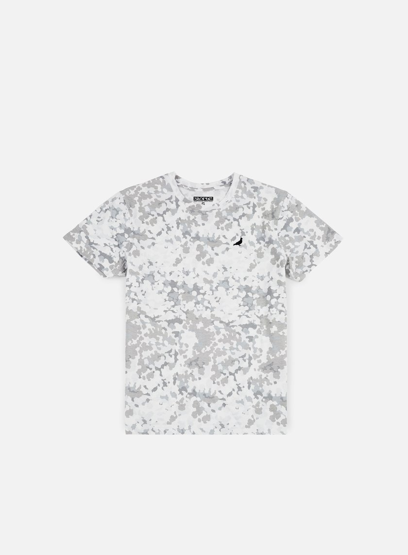 Staple - Pigeon Camo T-shirt, White