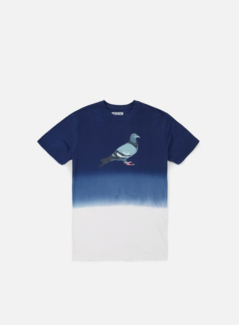 t shirt staple pigeon dye t shirt navy