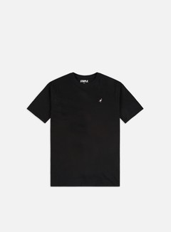 Staple - Pigeon Embroidered T-shirt, Black