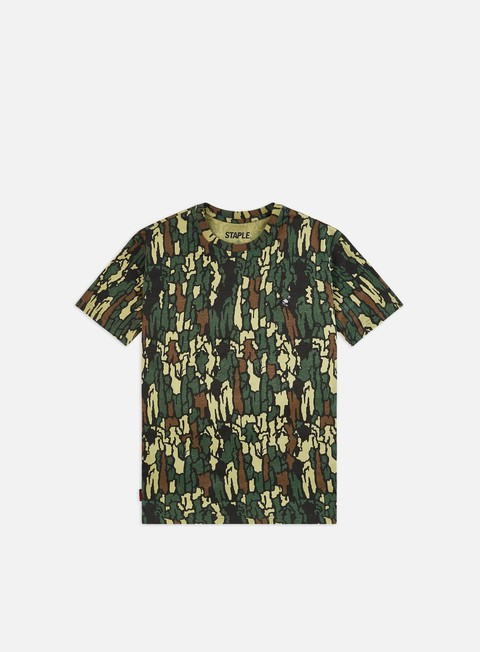 Outlet e Saldi T-shirt a Manica Corta Staple Pigeon Embroidered T-shirt