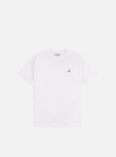 T-shirt a Manica Corta Staple Pigeon Embroidered T-shirt