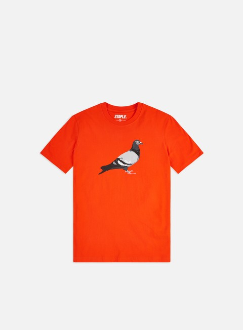 Outlet e Saldi T-shirt a Manica Corta Staple Pigeon Logo T-shirt