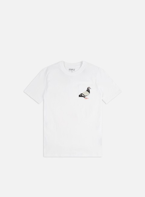 T-shirt Pocket Staple Pigeon Pocket T-shirt