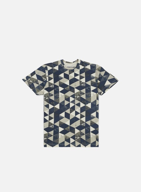 Short Sleeve T-shirts Staple Prism Camo T-shirt