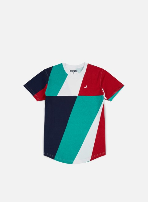 t shirt staple sails allover t shirt teal