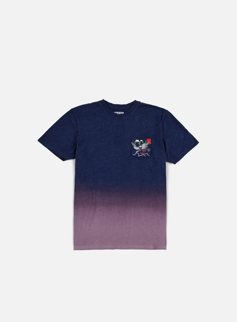 t shirt staple souvenir dip pocket t shirt navy