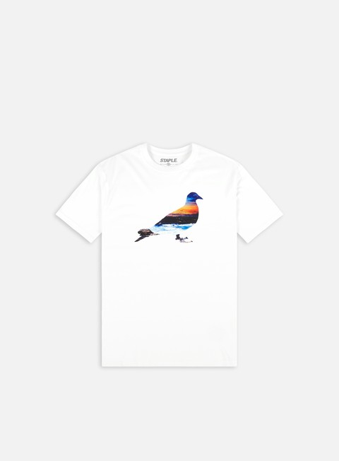 T-shirt a manica corta Staple Sunset Pigeon T-Shirt