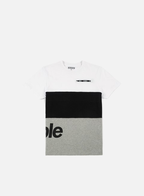 Short Sleeve T-shirts Staple Tape Pocket T-shirt