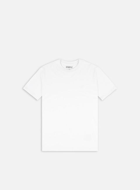 T-shirt a manica corta Staple Tonal Pigeon Embroidered T-Shirt