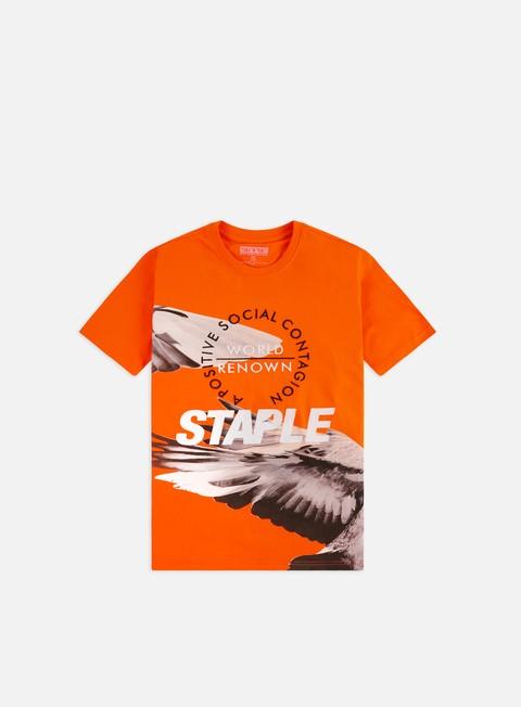 Outlet e Saldi T-shirt a Manica Corta Staple Wings T-shirt