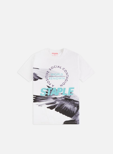 T-shirt a Manica Corta Staple Wings T-shirt