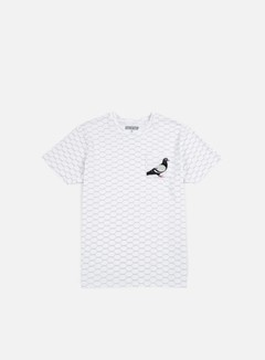 Staple - Wire Pigeon Pocket T-shirt, White 1