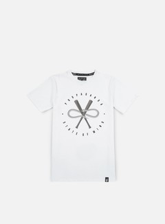 State Of Mind - 5OM x Propaganda Snake T-shirt, White 1