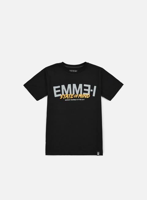 Short Sleeve T-shirts State Of Mind Emme-I Celebration III T-shirt