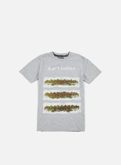 State Of Mind - High Life II T-shirt, Heather Grey 1