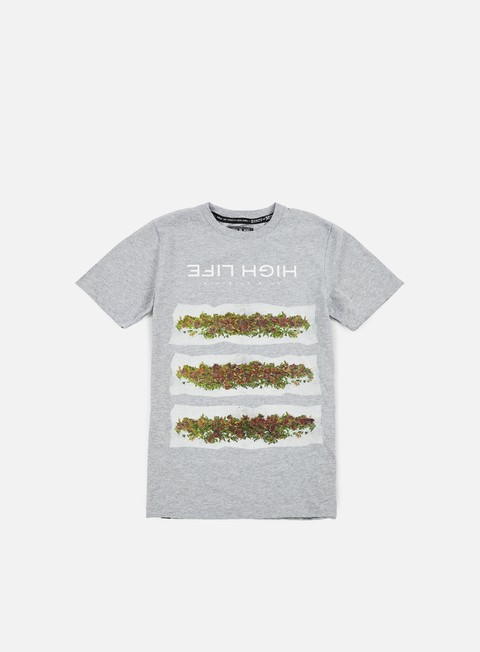 t shirt state of mind high life ii t shirt heather grey
