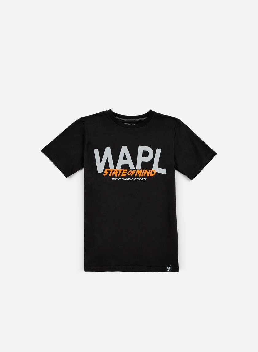 State Of Mind - Napl Celebration III T-shirt, Black