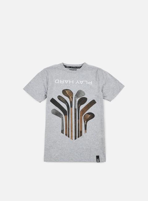 Outlet e Saldi T-shirt a Manica Corta State Of Mind Play Hard II T-shirt
