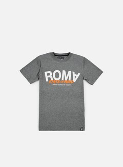 State Of Mind - Roma Celebration III T-shirt, Dark Heather Grey