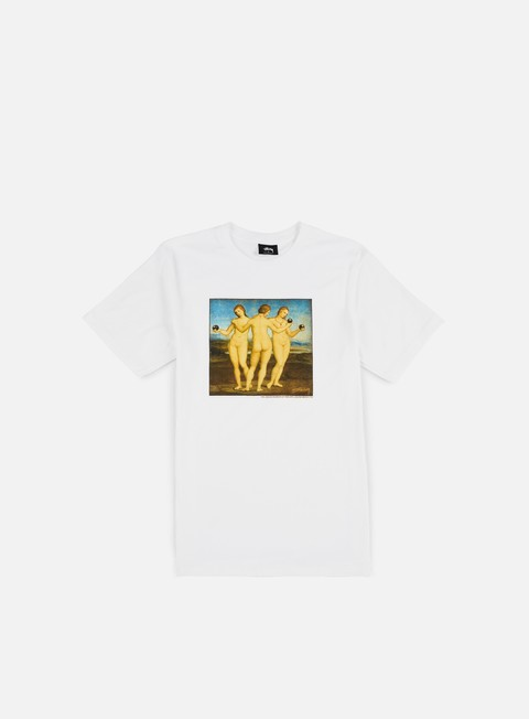 Sale Outlet Short sleeve T-shirts Stussy 8 Ball Girls T-shirt
