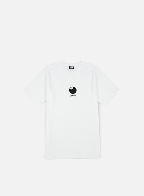 T-shirt a Manica Corta Stussy 8 Ball Stock T-shirt