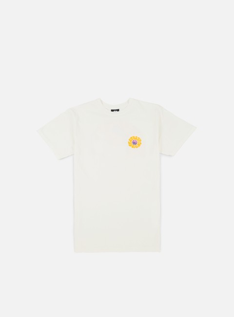 t shirt stussy acid drop pigment dyed t shirt natural